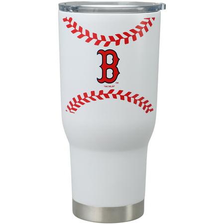 Boston Red Sox 32oz. Baseball Tumbler - No Size Boston Red Sox Plastic Tumbler