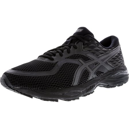 Mens Phantom 60 Block - Asics Men's Gel-Cumulus 19 Black / Phantom Low Top Tennis Shoe - 11M