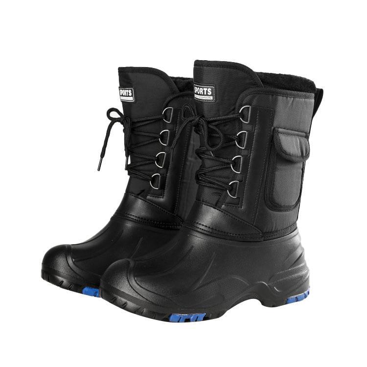 Men Winter Snow Boots Outdoor Nonslip