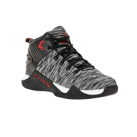 Shaq Boys' Fashion Knit Athletic - Awesome Shoes For Boys