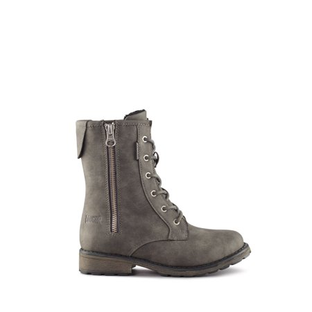 Cougar Girls' Nera Zip Up Boot in Ash, 3 US - image 5 de 5