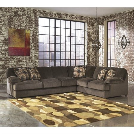Signature Design By Ashley Furniture Truscotti 3 Piece Sectional In