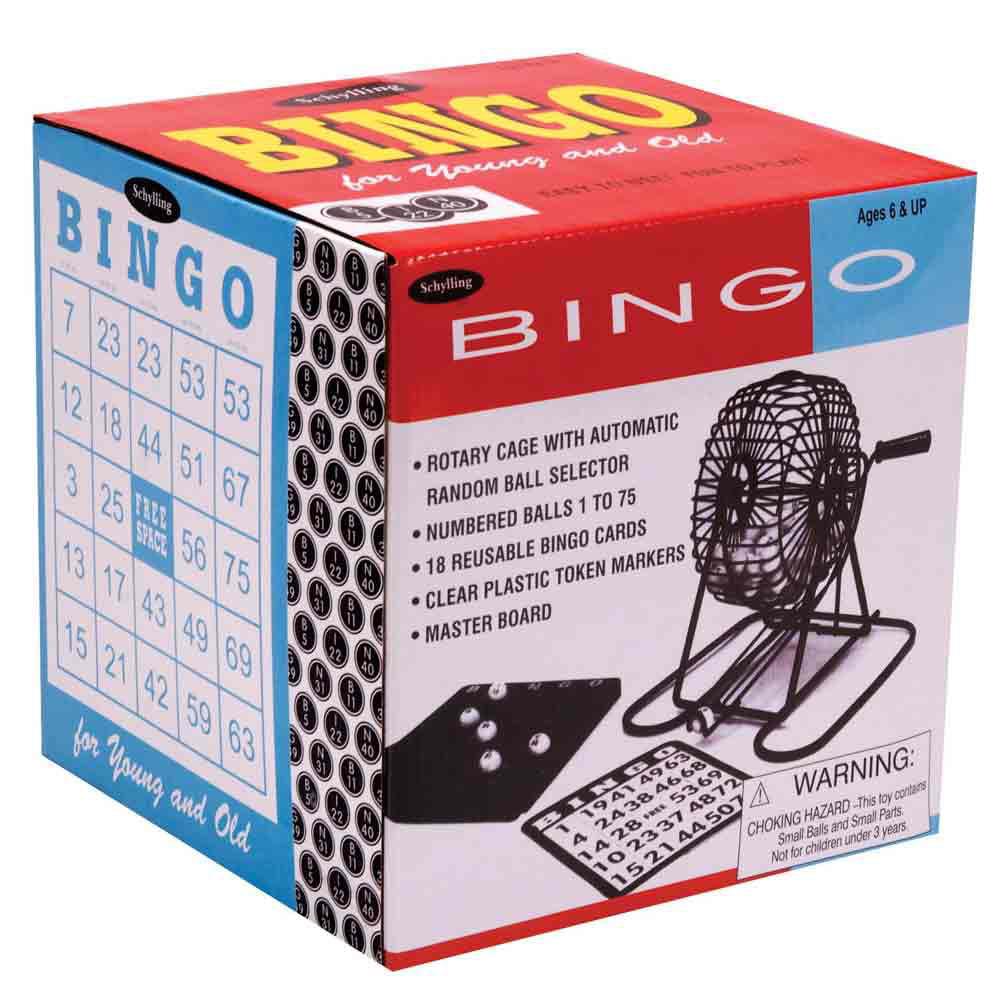 Bingo Game - Walmart.com