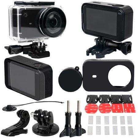 Waterproof Housing Kit - 30 Pcs/set Full Protect Waterproof Housing Case Kit for Xiaomi Mijia 4K Mini Camera