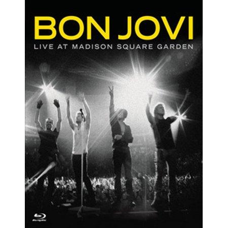 Bon Jovi: Live at Madison Square Garden (Blu-ray) (Bon Jovi Madison Square Garden April 8)