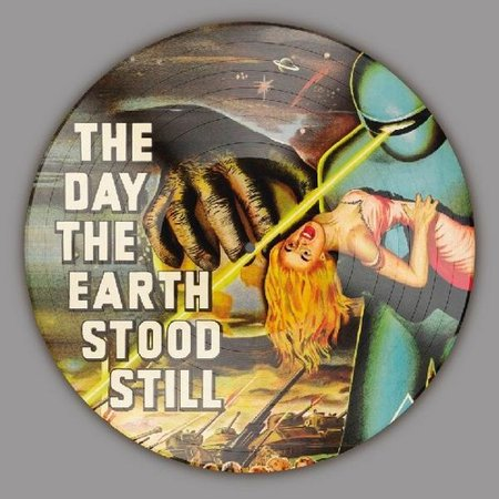 Day The Earth Stood Still Soundtrack (Vinyl) (The Day The Earth Stood Still Soundtrack)