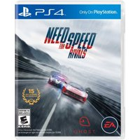 Sony PlayStation 4 Need for Speed: Rivals Video Game