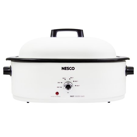 Nesco 4818-14 18 Quart Classic Roaster Oven (Cooking A Turkey In My Nesco Roaster)