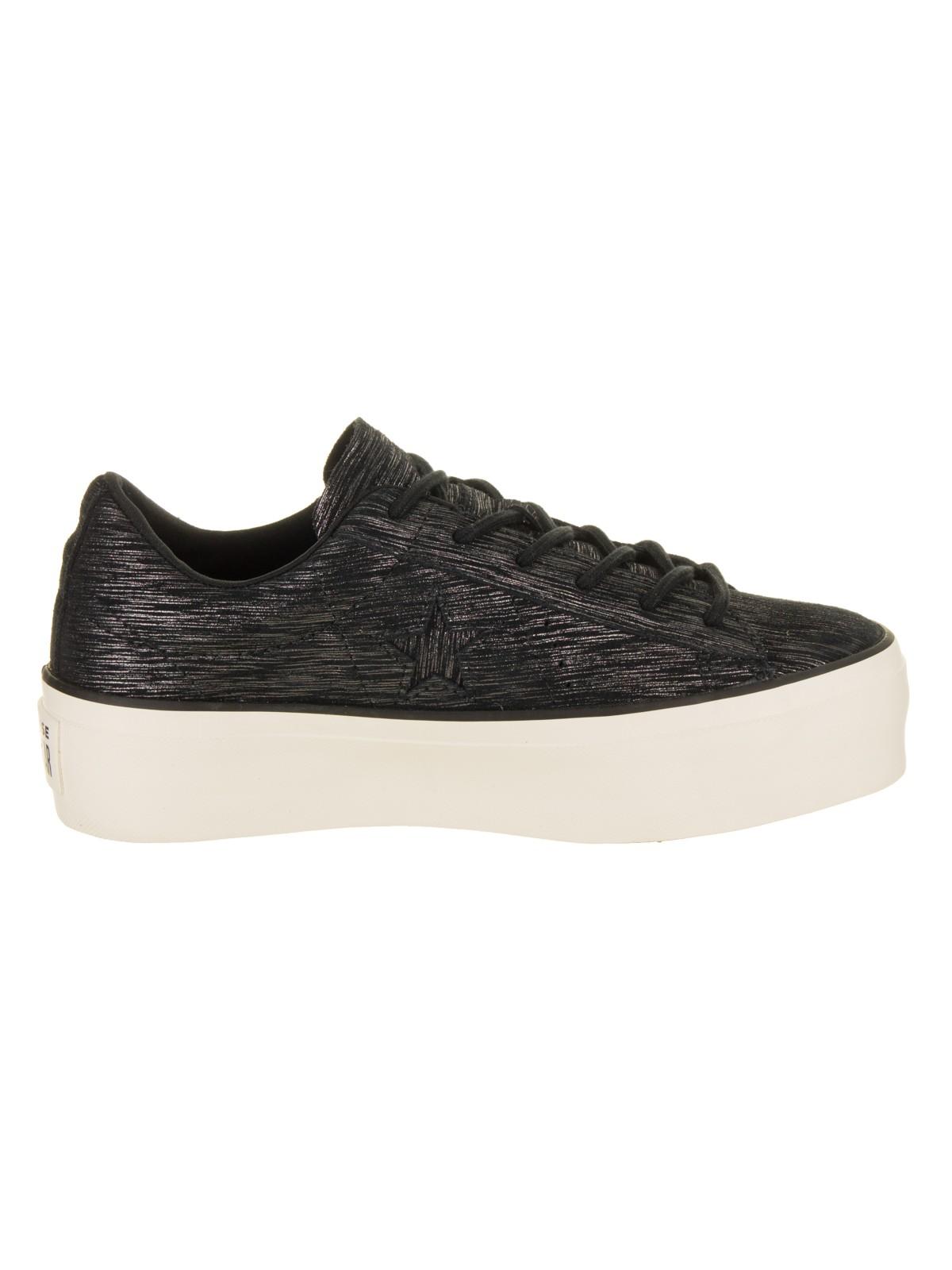 Converse Women's One Star Platform Ox Lifestyle Shoe