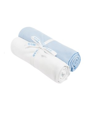 Baby Organic Cotton 2-Pack Swaddle Blanket