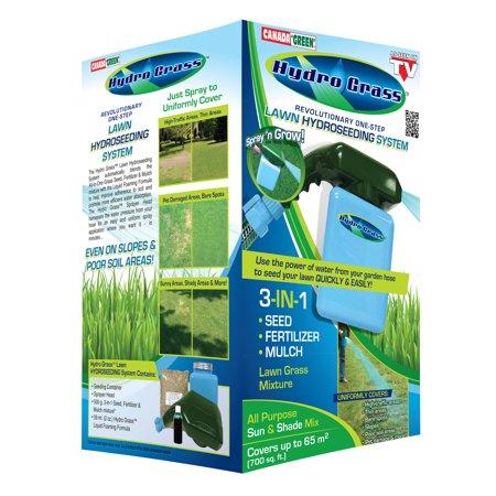 Supertek Hydro Grass Starter Kit ()