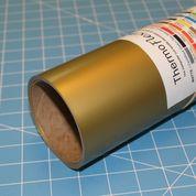 "Old Gold 15"" x 3' (feet) ThermoFlex Plus Heat Transfer Vinyl, HTV"