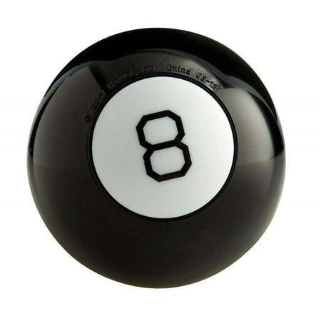 Magic 8 Ball Fortune-Telling Novelty Toy by (Mattel Magic)