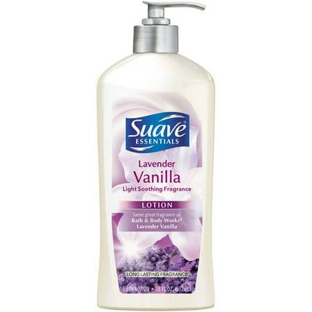 Body Lotion  Lavender   Vanilla  18 Oz