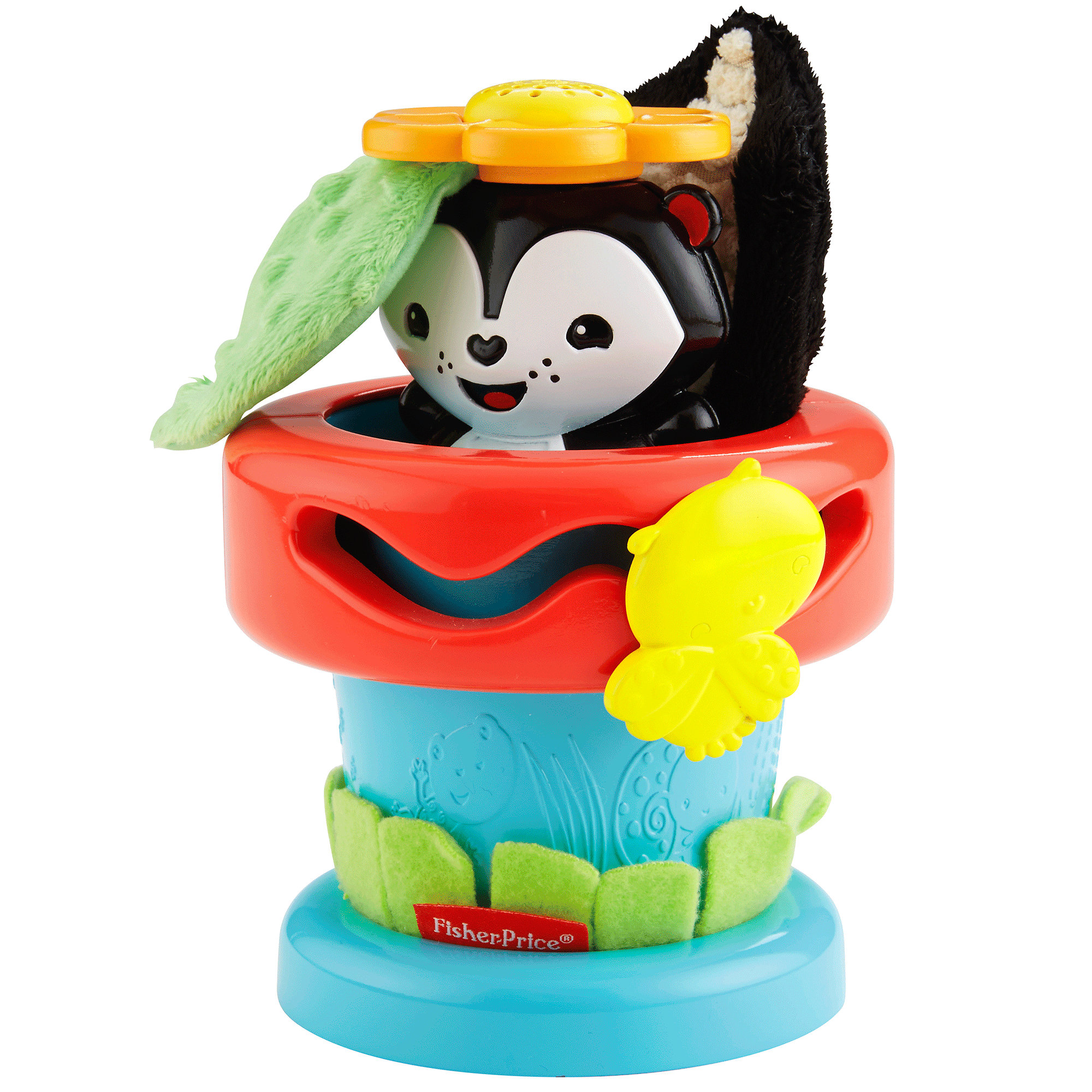 Fisher Price Peek 'n Play Flower Pot by Fisher-Price