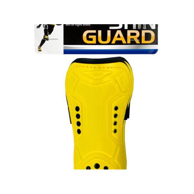 Bulk Buys OL505-4 Protective Contoured Shin Guards - 4 Piece - image 1 of 1