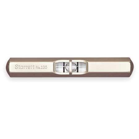 Starrett 2-1/2, Pocket Level, Precision, 135A