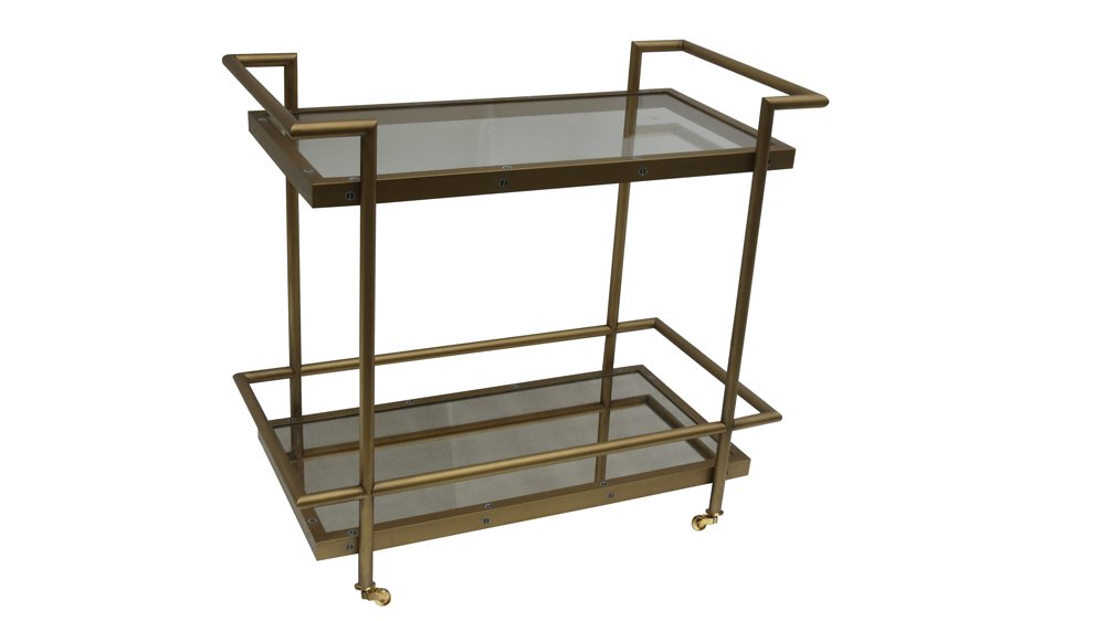 Bassett Fouquet Tea Cart by