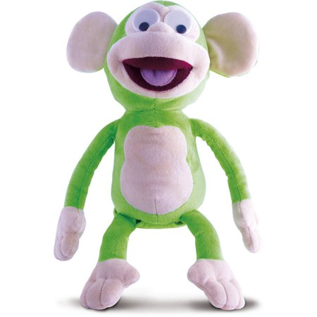 Monkey Light - Funny Friends Monkey, Green