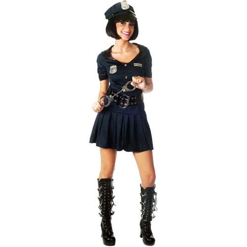 Handcuff Heat Adult Halloween Costume