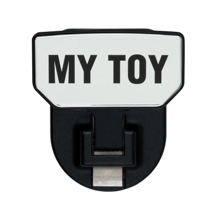 CARR  HD Universal Hitch Step MY TOY - single