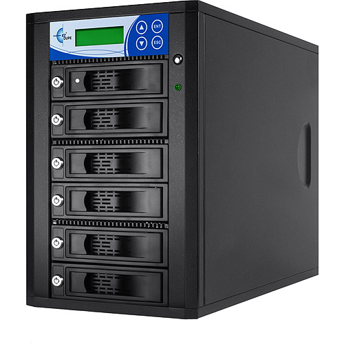 Ezdupe HD-530 5-COPY Comm. Grade Hard-Drive Duplicator HD530 Speeds Up To 35m