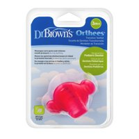 Dr Brown's Orthees Transition Teether 3m+, 1.0 CT