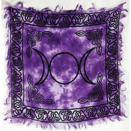 Enamel Altar (Triple Moon altar cloth)