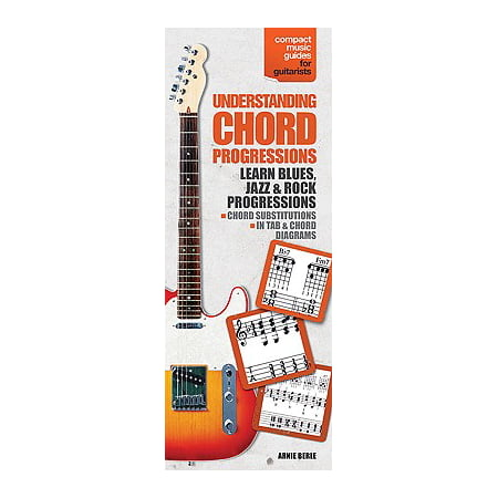 Understanding Chord Progressions for Guitar : Compact Music Guides Series Beginner Guitar Chord Progressions