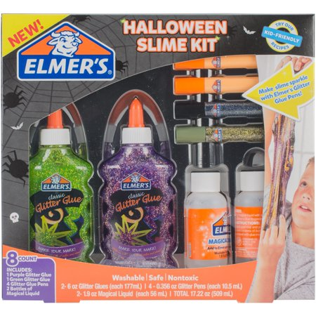 Elmer's Slime Kit -halloween for $<!---->