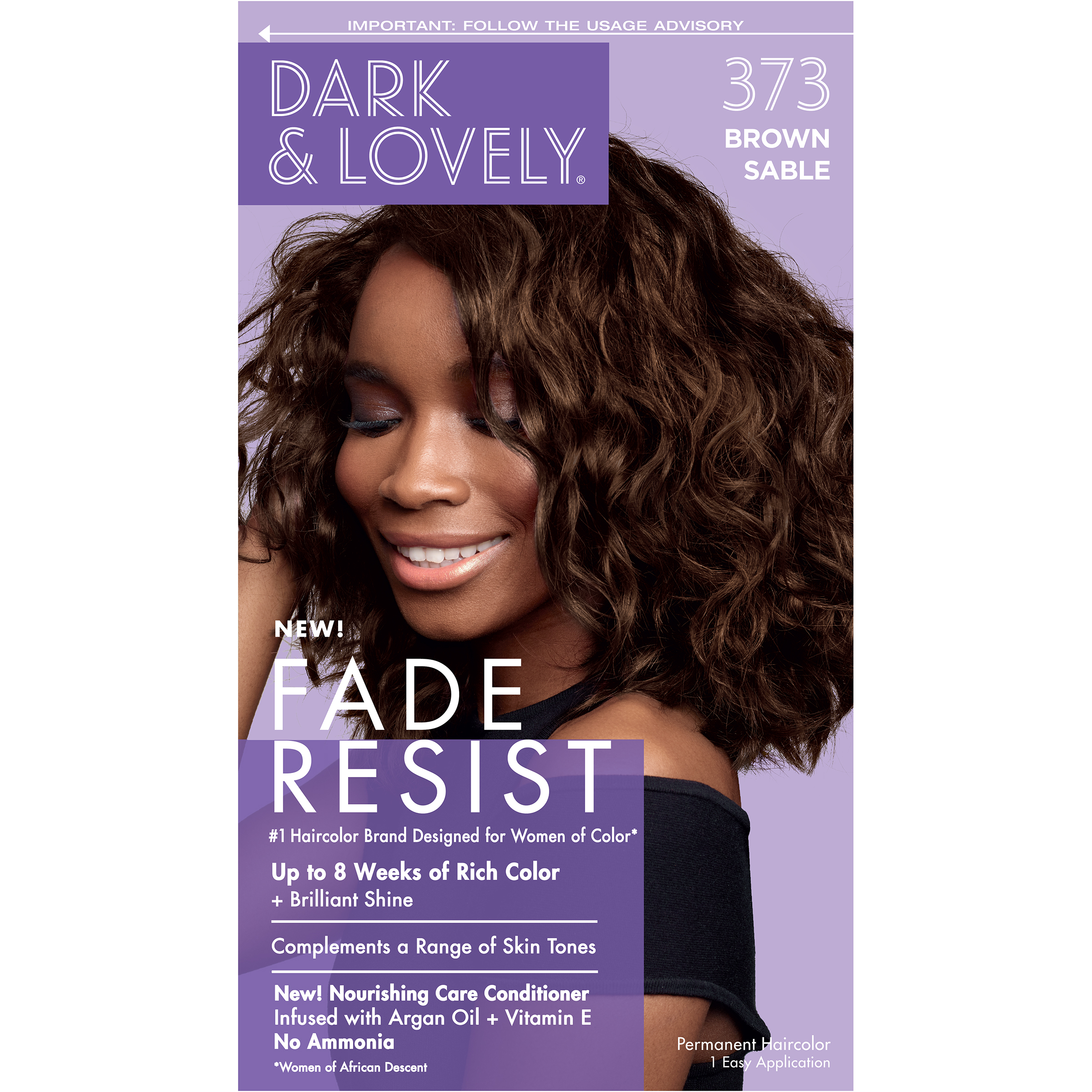 Softsheen-Carson Dark and Lovely Fade Resist Rich ...