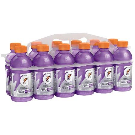 gatorade thirst quencher frost sports drink rain berry 12 fl oz