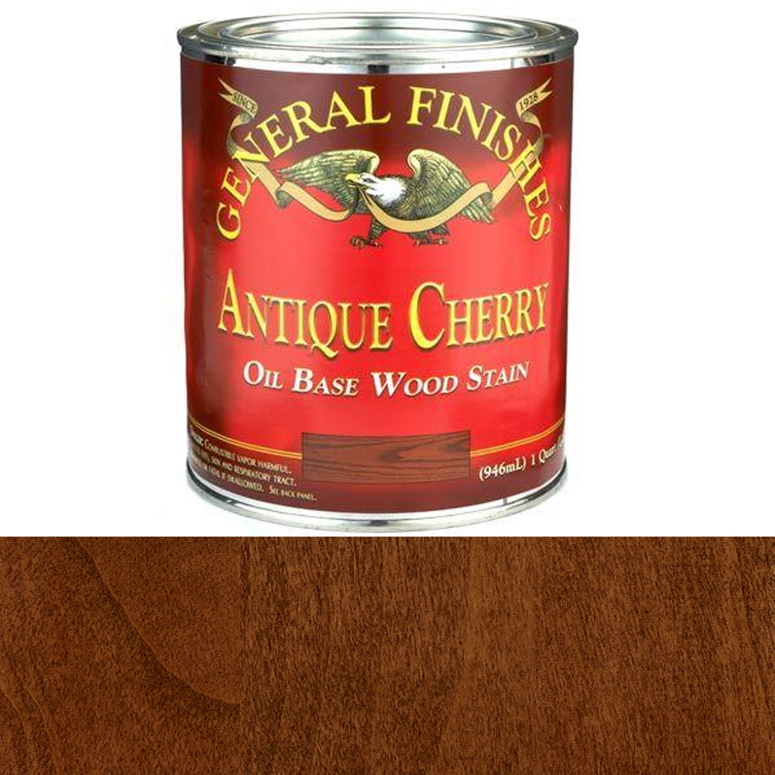 American Walnut, Quart GF Wood Stain