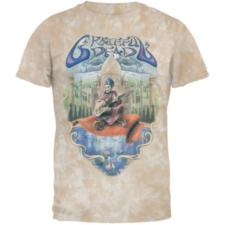 - Grateful Dead - Taj Mahal Tie Dye T-Shirt