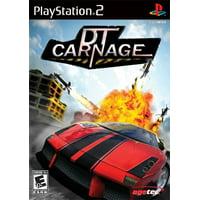 DT Carnage - PS2 (Refurbished)