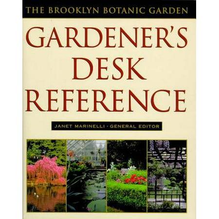 Botanic Garden Turkey (Brooklyn Botanic Garden Gardener's Desk Reference - eBook )