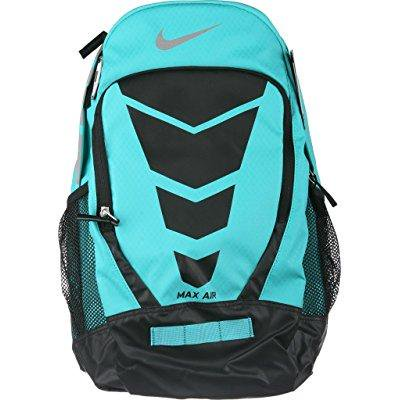 ae6983add2 ... nike vapor bp large backpack lite retro blue black met silver ...