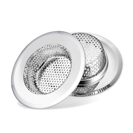 2-pack Kitchen Sink Strainer - Large 4.3