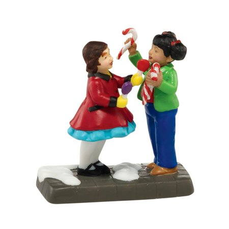 Christmas in the City Village Sweet Friends Forever Accessory Figurine, 2 inchMeticuously hand crafted By Department 56 - Dept 56 Halloween Clearance