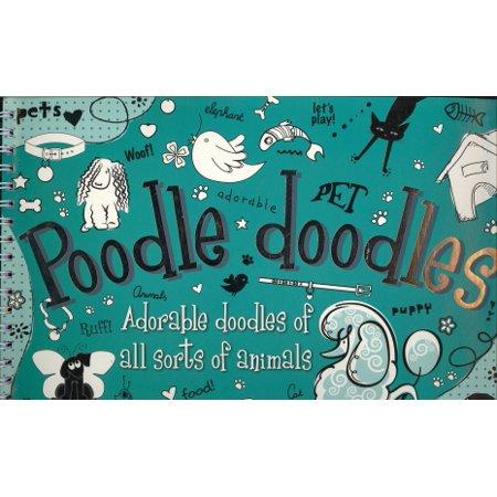 Poodle Doodle Upsized (Poodle Doodle)