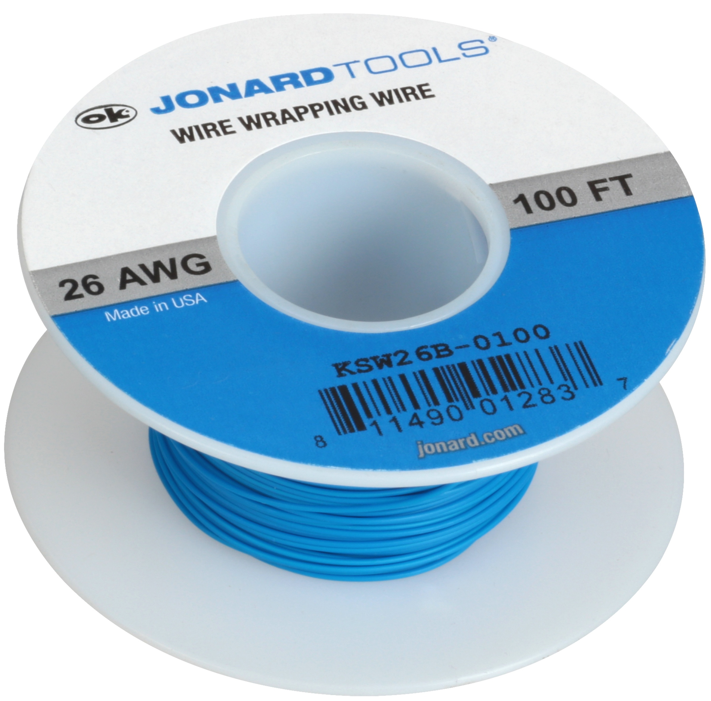 Jonard Tools® 26 AWG Wire Wrapping Wire 100 ft. Pack