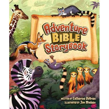 Adventure Bible Storybook - Halloween Adventure Stores
