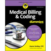 Medical Billing & Coding for Dummies (Paperback)