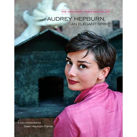 Audrey Hepburn, An Elegant Spirit : Audrey Hepburn, An Elegant (Audrey Hepburn Giving Marilyn Monroe A Tattoo)