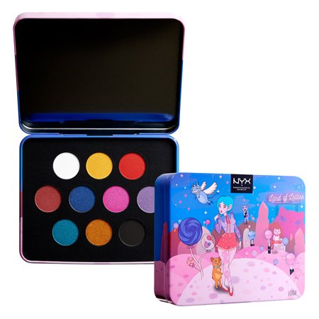 NYX Professional Makeup Land of Lollies Shadow