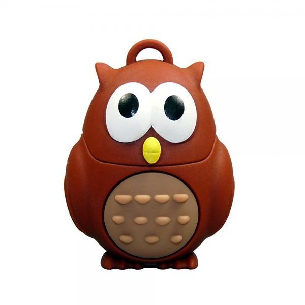 EMTEC Animal Series Special 8 GB USB 2.0 Flash Drive, Owl