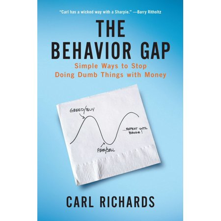 The Behavior Gap : Simple Ways to Stop Doing Dumb Things with Money - Things To Do On Halloween With Friends