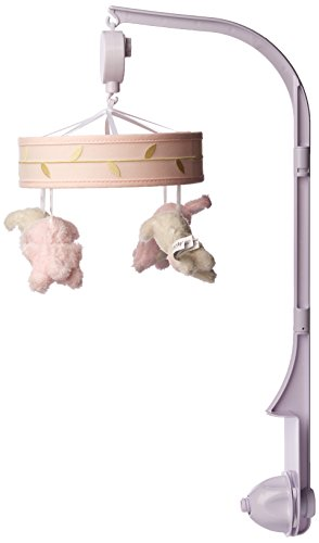 Lambs and Ivy Confetti Collection Musical Mobile by Lambs %26 Ivy