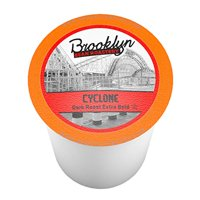 Brooklyn Bean Roastery Cyclone K-Cup Coffee Pods, 40 Count