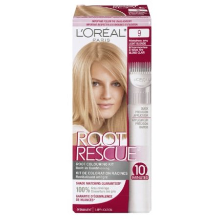 L Oreal Root Rescue 9 Light Blonde 1 Ea Pack Of 4